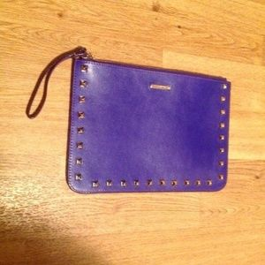 Rebecca Minkoff Clutch (two-toned)