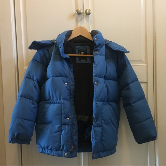 70d72bb63 GAP Kids - Primaloft down-alternative jacket