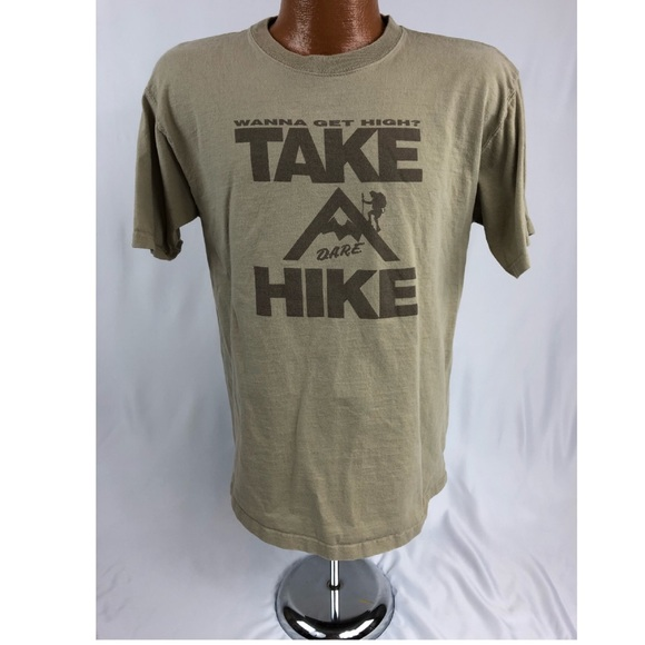 Vintage Other - Vintage DARE - D.A.R.E Shirt Take a Hike