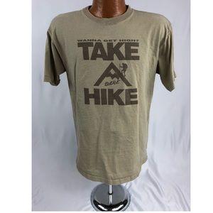 Vintage Shirts - Vintage DARE - D.A.R.E Shirt Take a Hike
