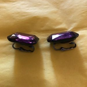 Vintage Jewelry - Vintage Clip Earrings