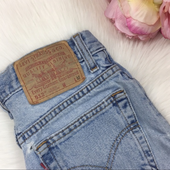 Vintage Jeans - 🌸Vtg 512 Light Wash Levis 24🌸