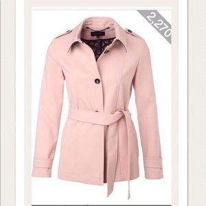 ESCADA Pink Mora Jacket NWT $1825 Lowest