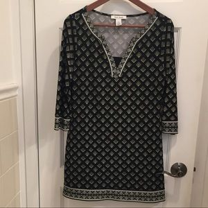 White House Black Market tunic/mini dress