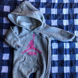 Baby Jordan bodysuit