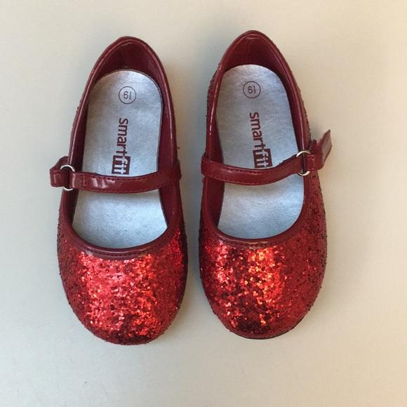 Red Glitter Baby Dress Shoes. M 5a299b9e7f0a05302801e2e1 5cc19069a