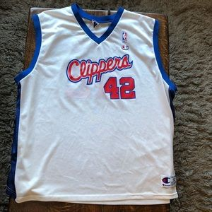Brand 42 Los Angeles Clippers basketball jersey