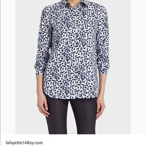 Nine West long sleeve blouse