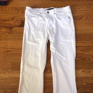 Joe's Honey skinny white jeans sz 29