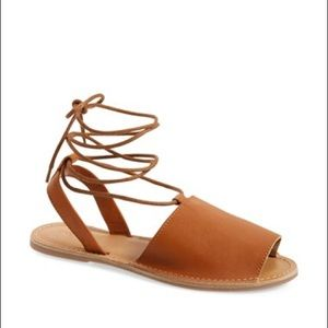 Topshop Holly Lace-up sandal