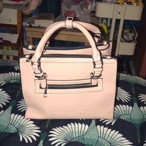Pink mini bag