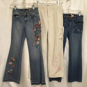 Other - 3 Pair of Jeans