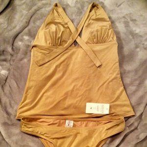 NWT Calvin Klein swimsuit.
