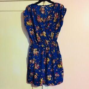 Bar lll Floral Dress