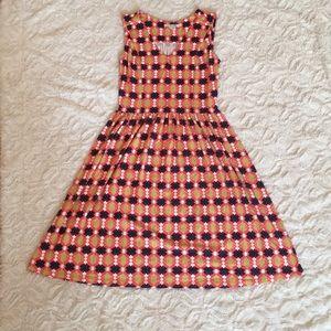 Boden Patterned Dress