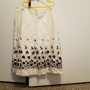 New Ann Taylor skirt size 10