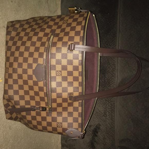 Louis Vuitton Bags   Brand New Iena Mm In Damier Ebene   Poshmark 9520c63f5da
