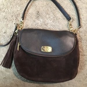 Michael Kors crossbody bag/ satchel purse
