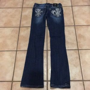 Miss me Boot jeans 26x33