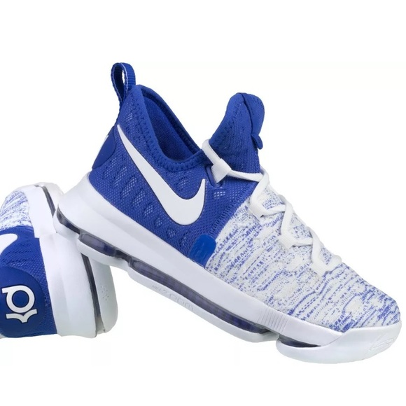 buy online 8e4af d2a2a Nike Zoom KD 9 GS Kevin Durant Basketball Shoes