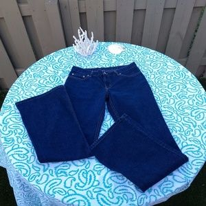 POLO RALPH LAUREN  FLARE JEANS SIZE 9 10X32