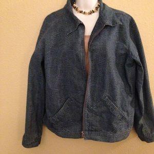 Chico's jacket size 3.