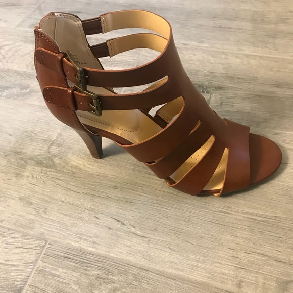bbc5f3f508a Liz Claiborne Shoes - Liz Claiborne Gavi Womens Heeled Sandal