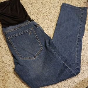 01745c4cf8391 Hope & Howard Jeans   Size 6 Maternity Straight Leg   Poshmark