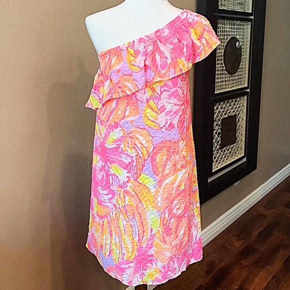 562a3ed1f852eb Lilly Pulitzer Dresses | Emmeline Dress Sun Splashed | Poshmark