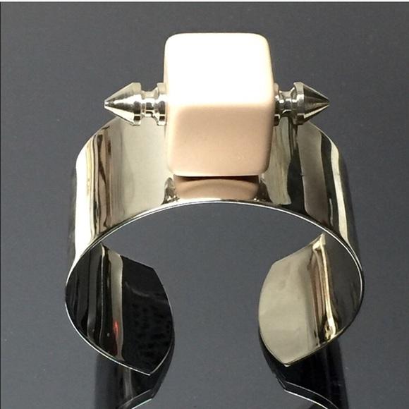 Diana Broussard Jewelry - Designer Dainty Cube Spike Cuff
