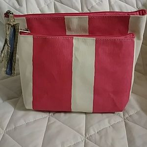 Canvas Make Up Bag Set