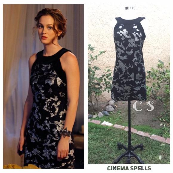 Milly Dresses Gossip Girl Blair Waldorf Style Bow Dress 2 Poshmark