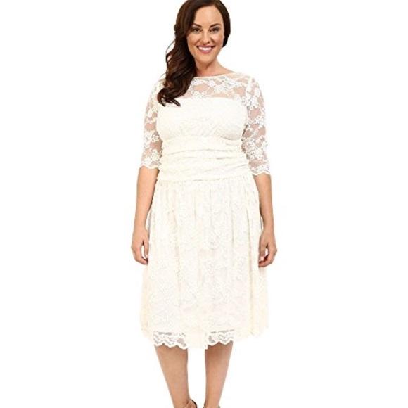 Kiyonna Aurora Wedding Dress