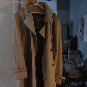 Christian Dior monsieur trench coat