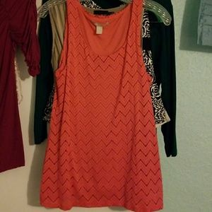Sleeveless top froom Banana Republic