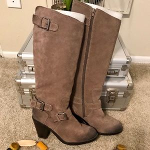 Dolce Vita Suede Boots size 7