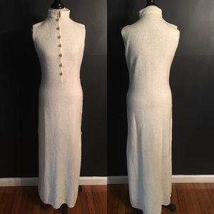 Vintage St. John Maxi Gown