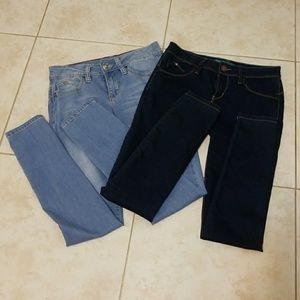 YMI wanna bet a butt pair of jeans.