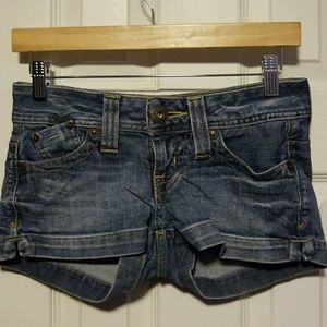 Authentic Guess Jean Shorts