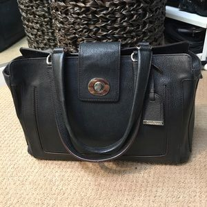 Like New Cole Haan Black Purse