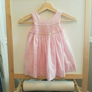 Other - VINTAGE ducky smock dress