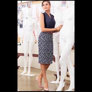 Eva Mendez Pencil Skirt