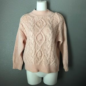 Sweaters - Light Pink Sweater