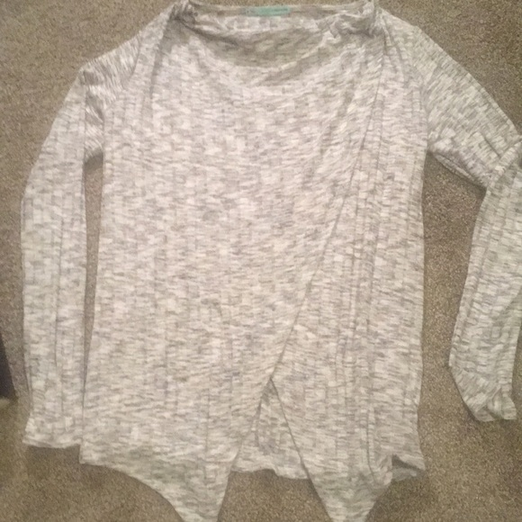 Maurices Sweaters - Cross over sweater