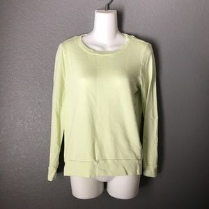 Sweaters - Forever 21 Light Green Sweater