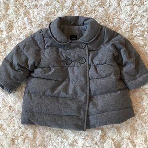 {gap} baby insulated puffer coat