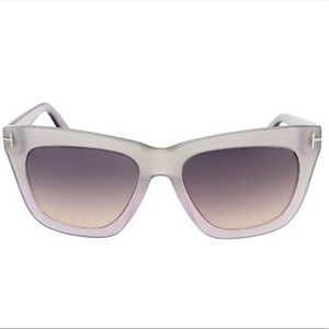 Tom Ford Celina TF 361 80b Pearl Lilac Sunglasses