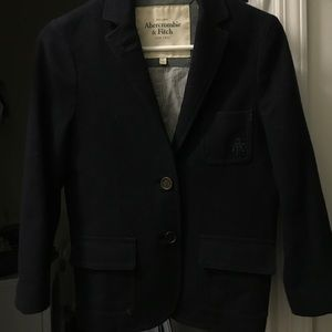 abercrombie and fitch blazer