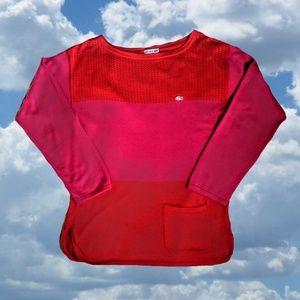Lacoste Mesh Sweater