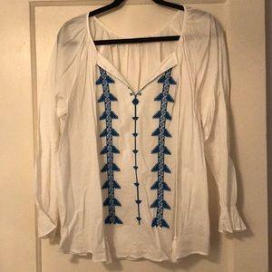 Parker Peasant blouse